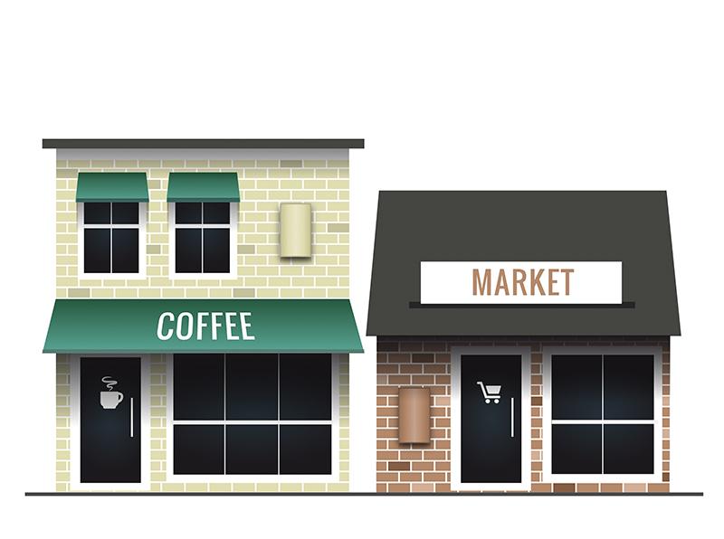 Coffee / Market Graphic