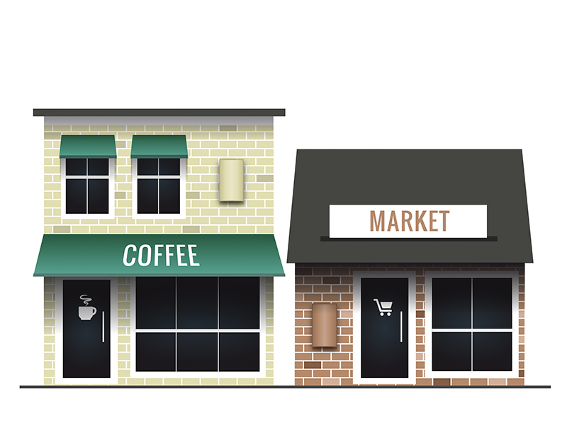 Coffee / Market Graphic