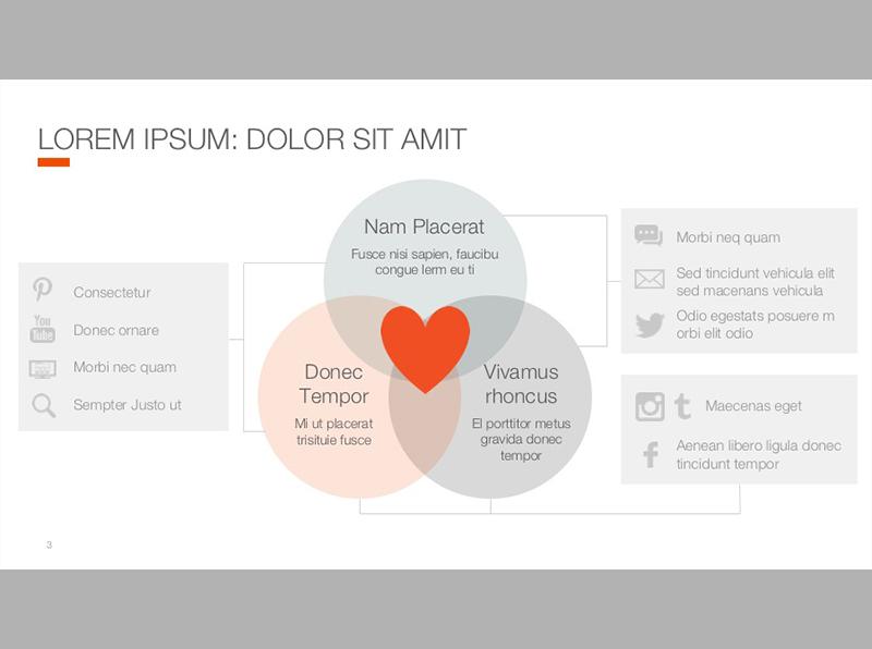 Large Company Graphic Slide