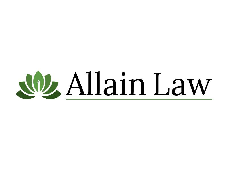 Allain Law Logo