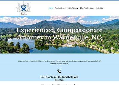 James Weaver Kirkpatrick, III Website