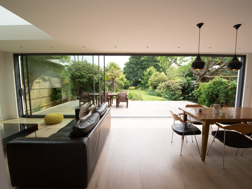 Ground Floor Home Extension Ideas