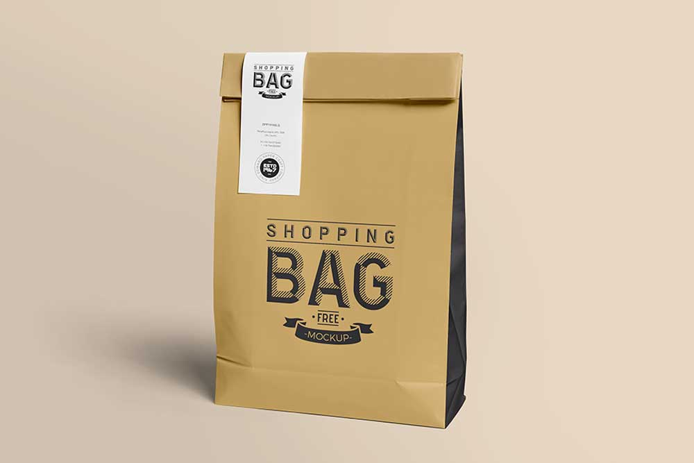 Download Download This Free Download Shopping Bag Mockup In PSD ...