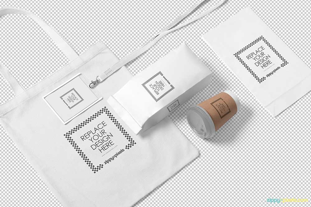 Download Download This Free Packaging Mockup in PSD - Designhooks