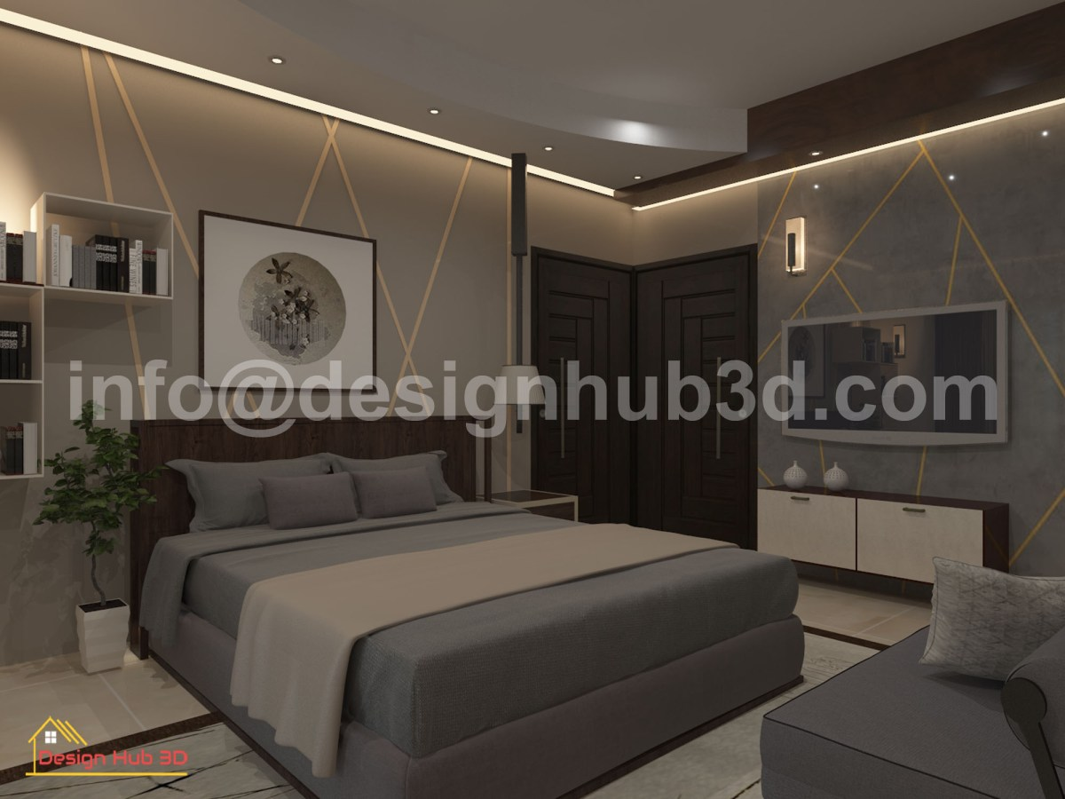 DesignHub 3D-Interior Design