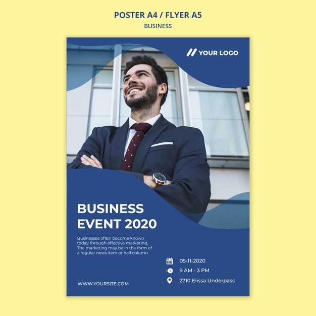 Free Download Corporate Flyer Design 2020
