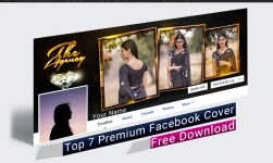 Top 7 Facebook Cover PSD Template Free Download 2020