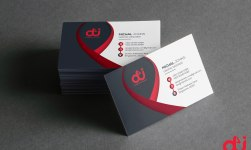 Free Download Business Card Mockup PSD Template