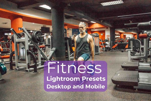 Fitness Presets | Adobe Camera Raw (ACR) Presets Free Download