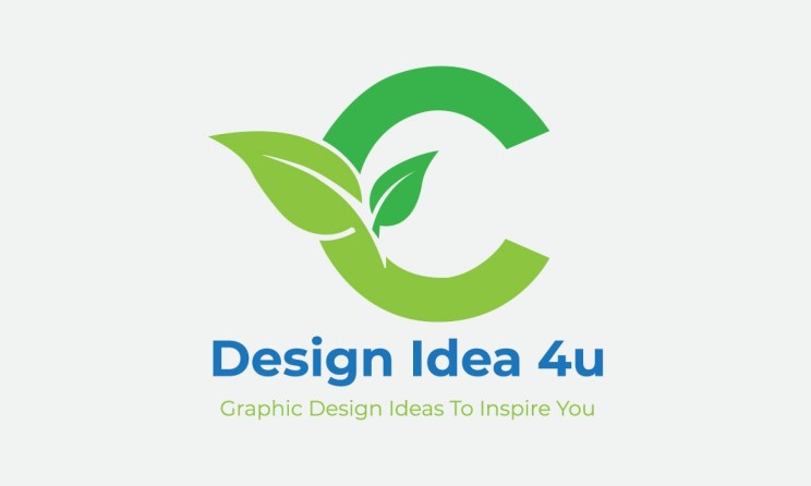 Free C Letter Logo Design Concept Template Vector And Image