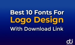 Best 10 Fonts For Logo Design With Download Link