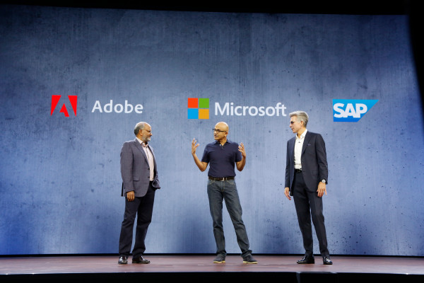 [TECH NEWS] Microsoft, Adobe and SAP prepare to expand their Open Data Initiative