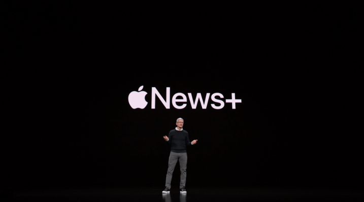 [TECH NEWS] Apple to close Texture on May 28, following launch of Apple News+