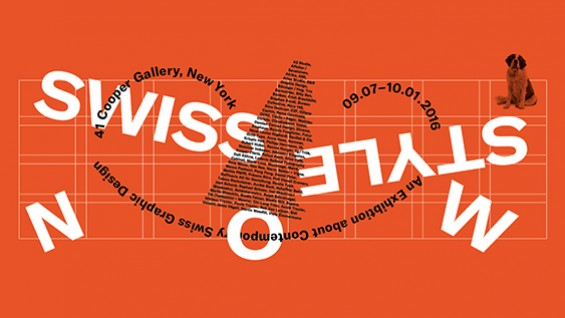Swiss Style Now September 07 – October 01, 2016
