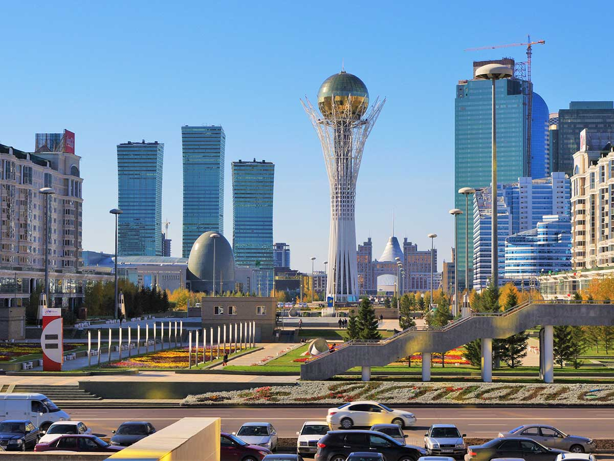 Politics & Aesthetics in Kazakhstan