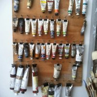 Tuesday's Tips: art supply storage ideas