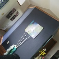 My living room update with Dutch Boy Paints...