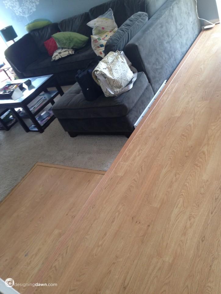 floor patching