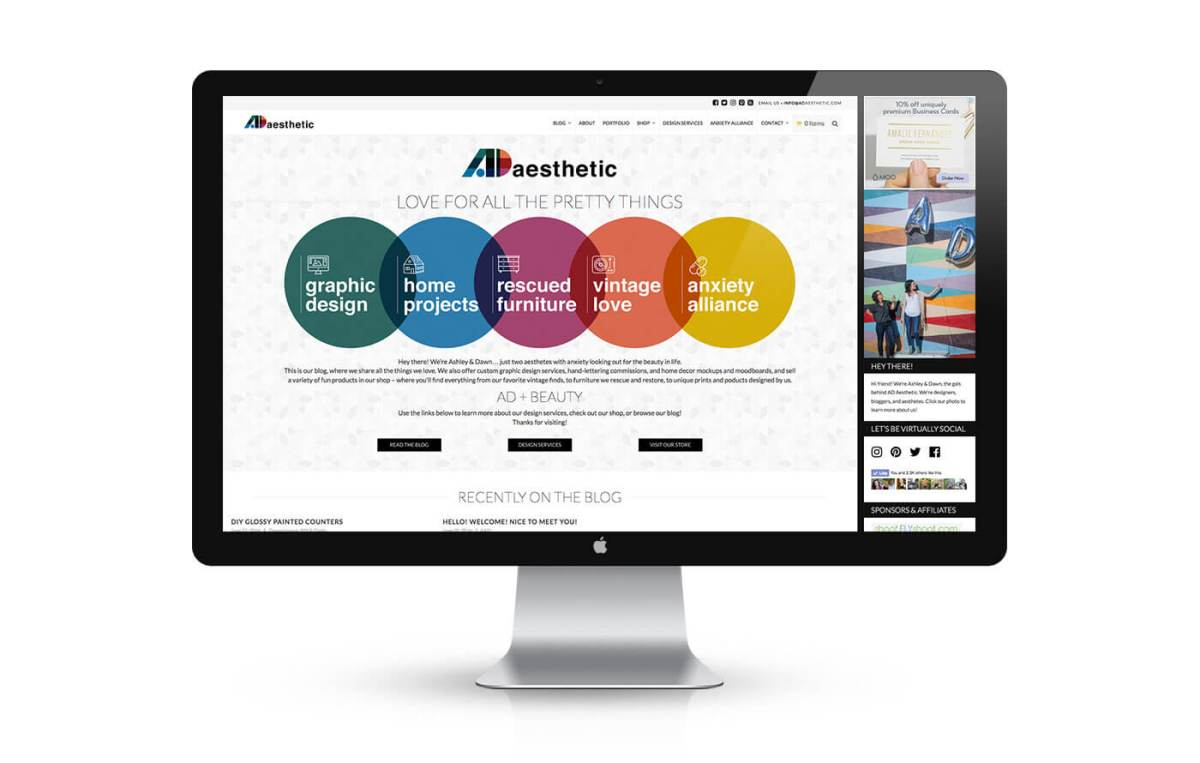 My Big News: ADaesthetic.com