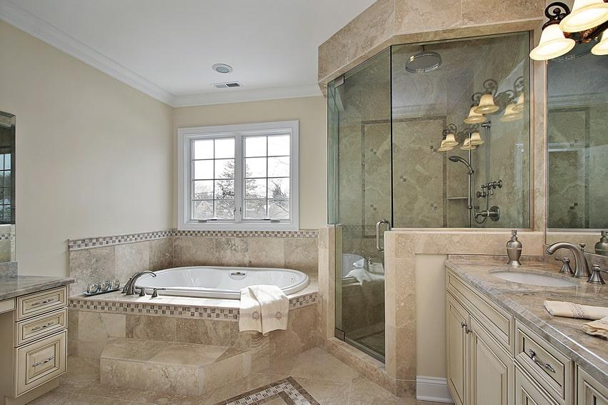 60 luxury custom bathroom designs