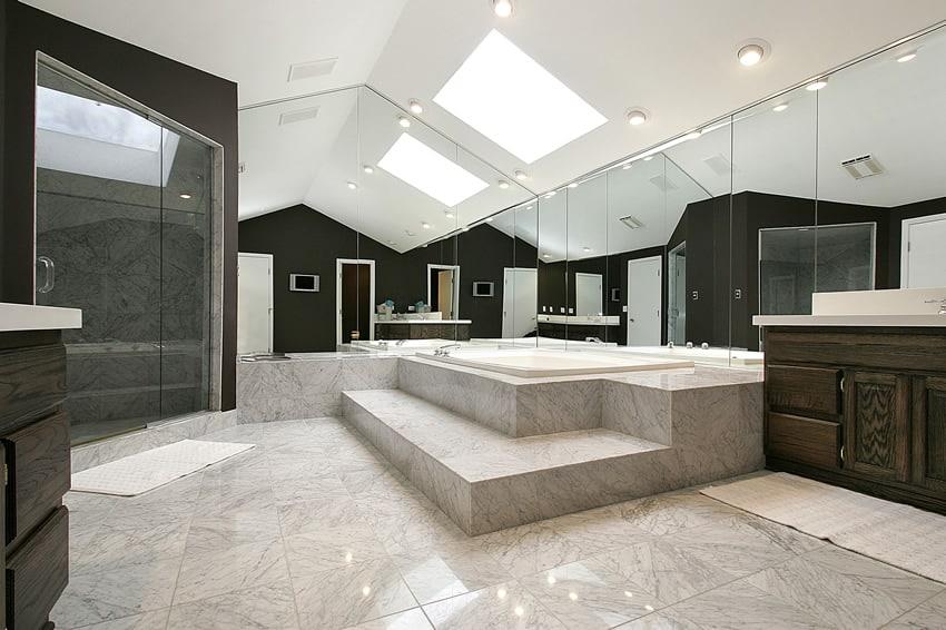 60 Luxury Custom Bathroom Designs Amp Tile Ideas Designing