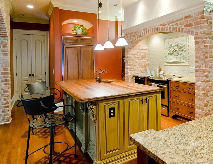81 Custom Kitchen Island Ideas Beautiful Designs