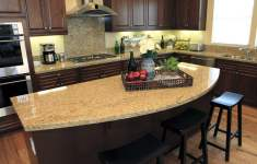 27+ Top Granite Kitchen Island That Will Always Greet You
