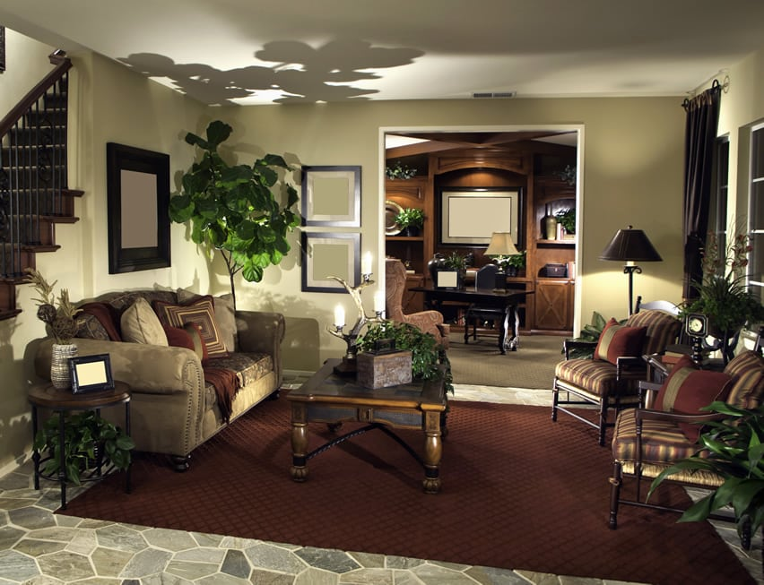 45 Beautiful Living Room Decorating Ideas Pictures Designing Idea. Awesome Warm  Colors ... Part 42