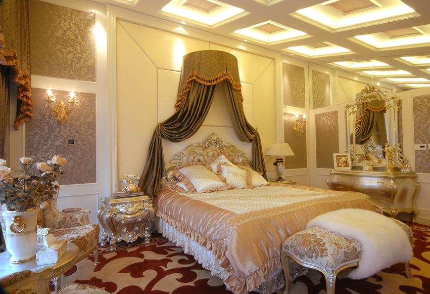 57 romantic bedroom ideas design