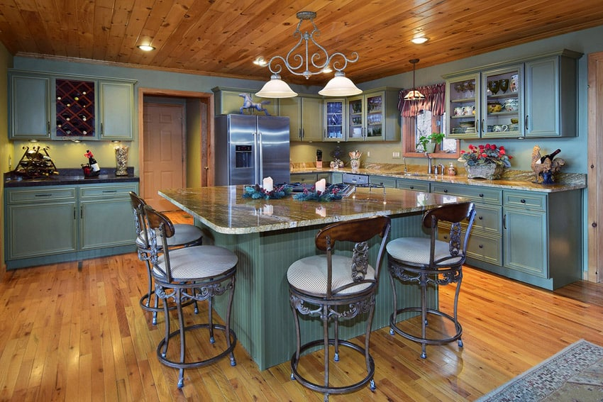 47 Beautiful Country Kitchen Designs Pictures Designing Idea