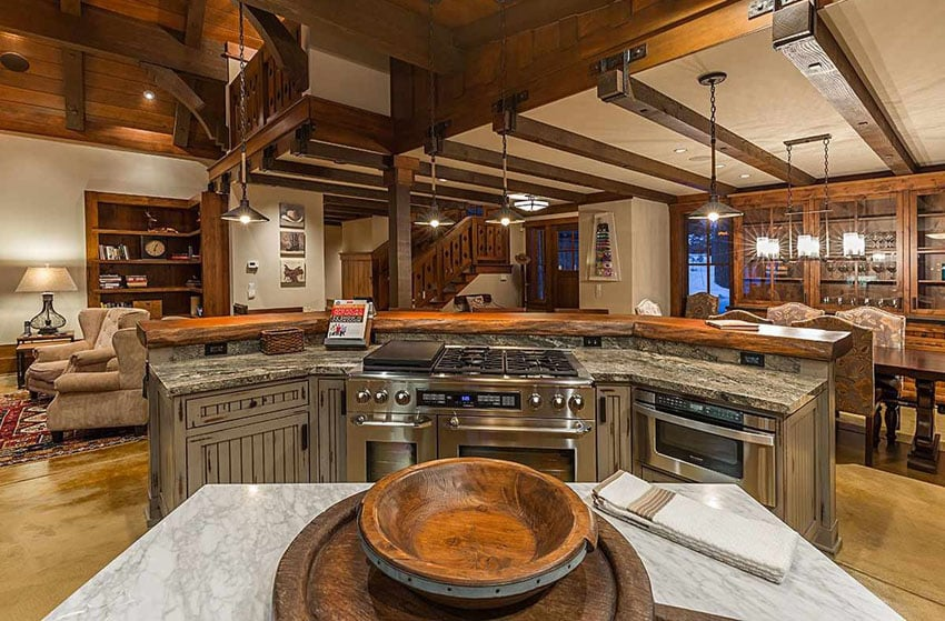 27 Open Concept Kitchens Pictures Of Designs Amp Layouts