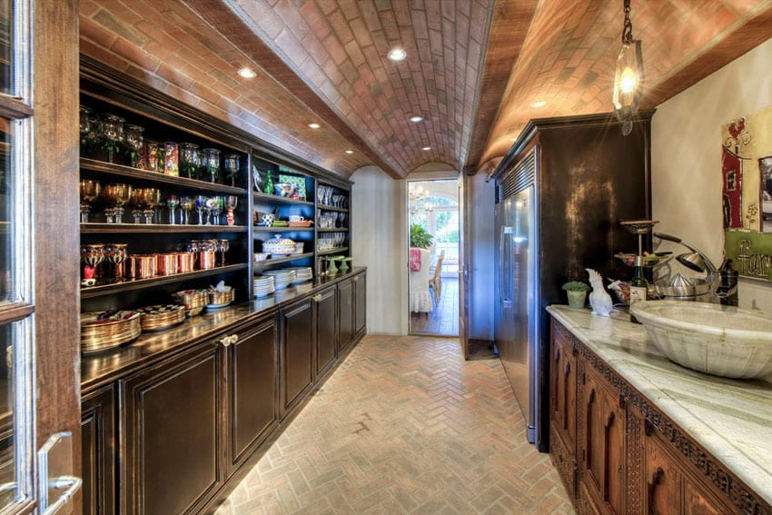 Open Galley Kitchen Ideas