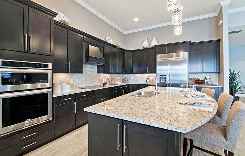 Modern Kitchen Designs With Granite Wwwimgkidcom The