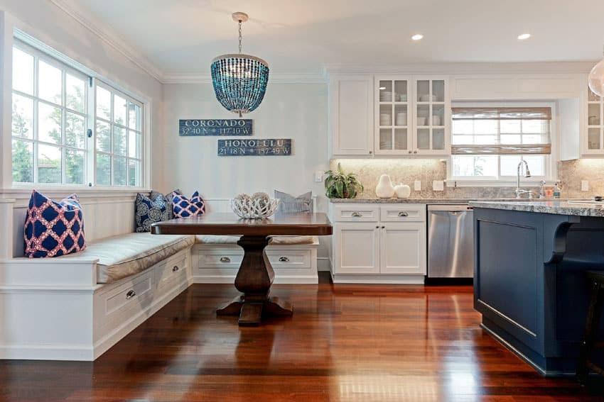 23 beautiful beach style kitchens
