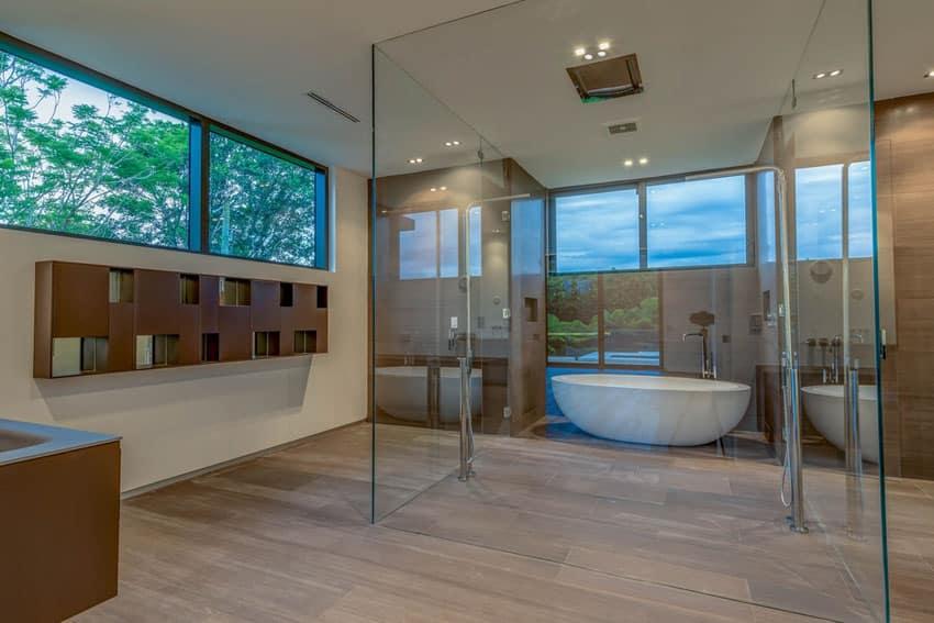 63 Luxury Walk In Showers Design Ideas Designing Idea