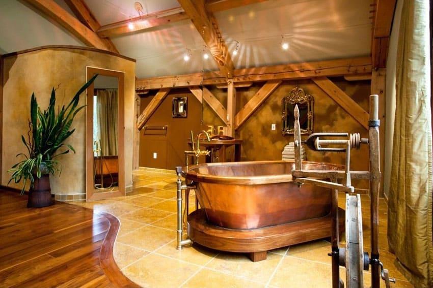 65 Luxury Bathtubs (Beautiful Pictures)
