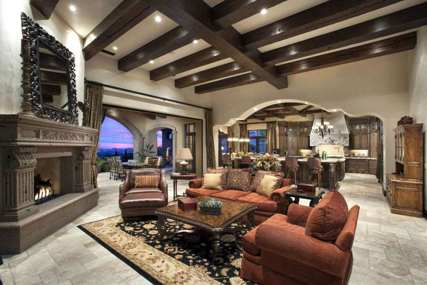 47 Beautiful Living Rooms Interior Design Pictures