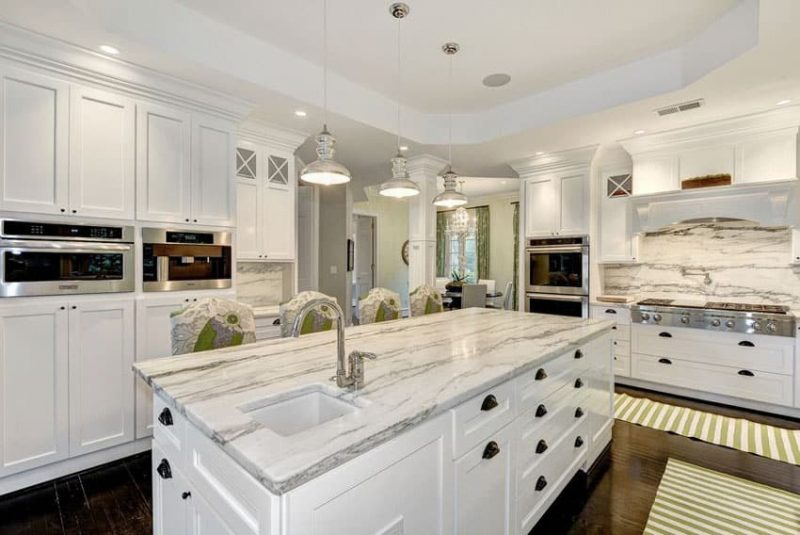 25 Beautiful Transitional Kitchen Designs Pictures
