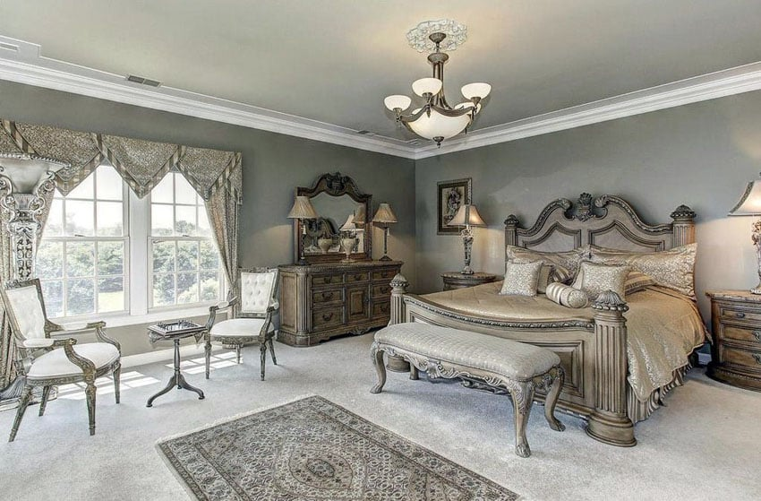 french provincial style bedroom furniture - home design