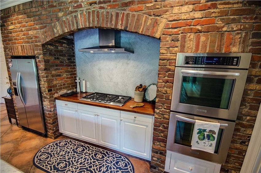 29 Gorgeous One Wall Kitchen Designs Layout Ideas