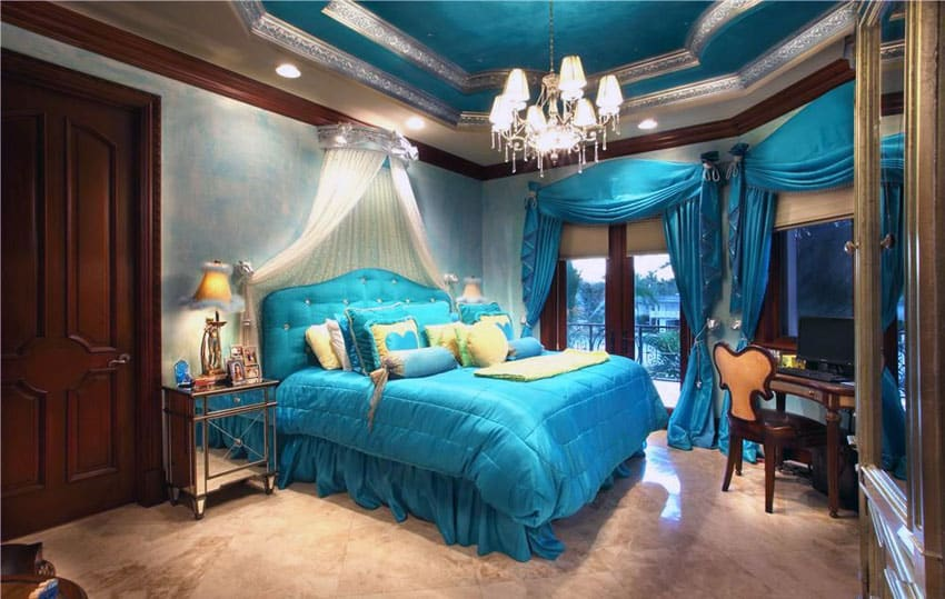 19 Teal Bedroom Ideas Furniture Amp Decor Pictures