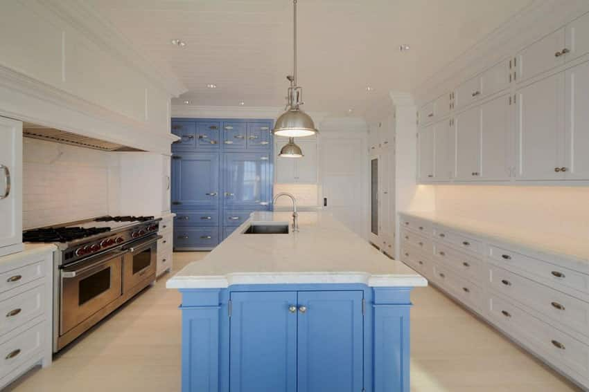 High End Contemporary Kitchens