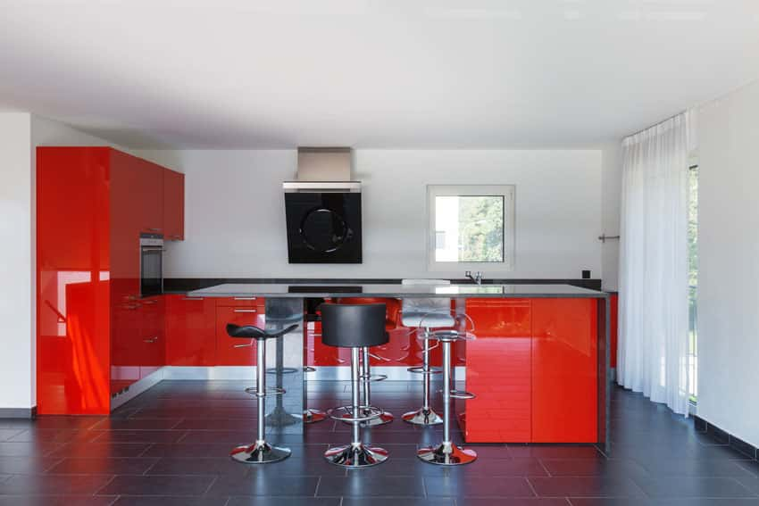 27 Red Kitchen Ideas Cabinets Amp Decor Pictures