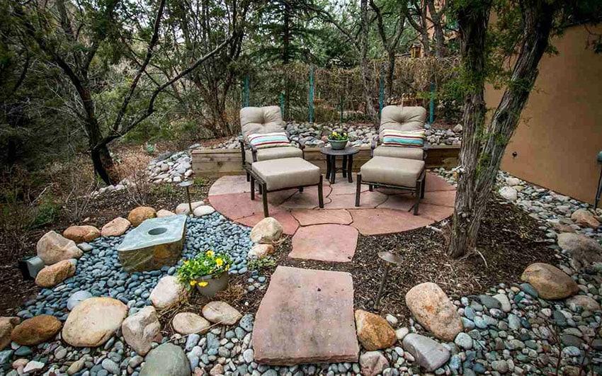 walkway ideas on a budget garden