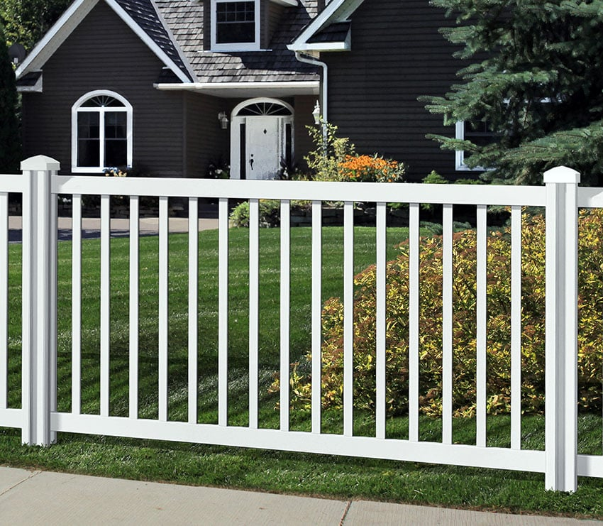 Image Result For Pre Made Wrought Iron Fence