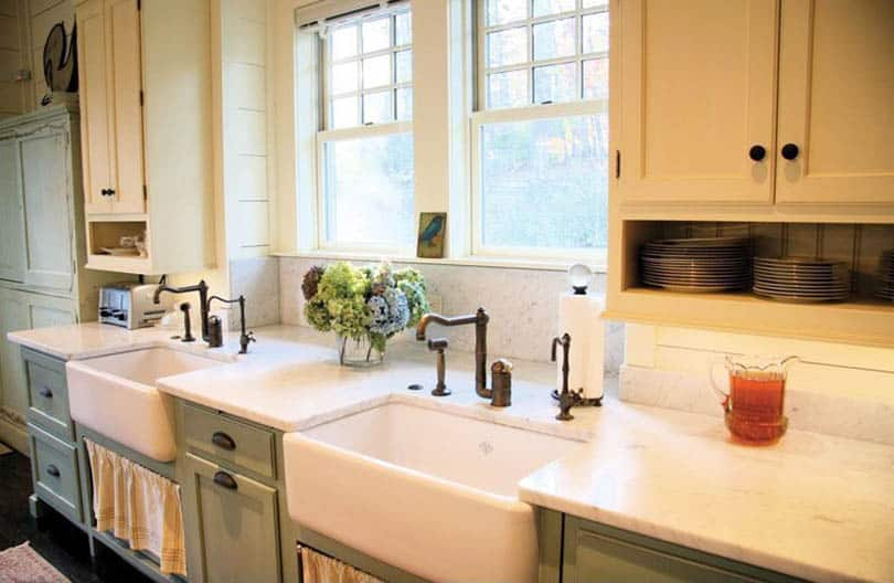 Farmhouse Kitchen Cabinets Door Styles Colors Amp Ideas