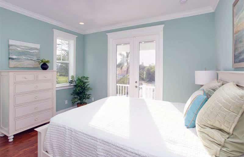 Sea Green Paint Color Novocom Top