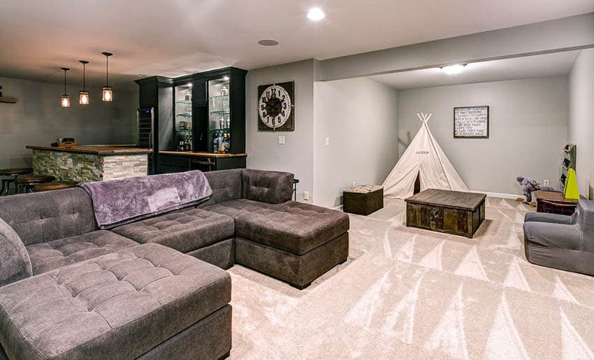 basement flooring ideas best design