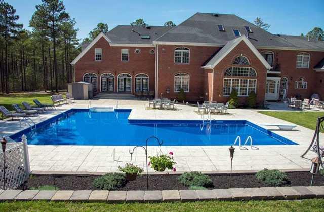 L şeklinde yüzme havuzu tasarımı