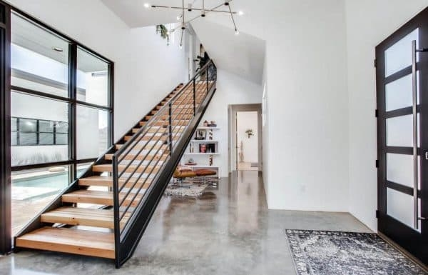 Indoor Stair Railing Design Designing Idea   Metal Stair Railing Indoor   Exterior Metal   Staircase   Stair Residential Building   Cost Glass   Traditional